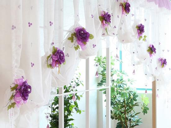 Как украсить шторы своими руками фото 18